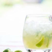 Caipirinha cocktail | simoneskitchen.nl