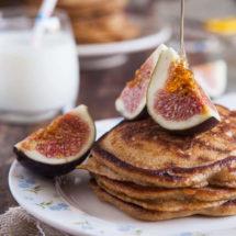 Pannenkoeken met cranberries | simoneskitchen.nl