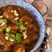 Rogan Josh curry | simoneskitchen.nl