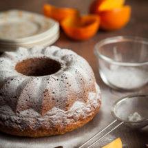 Tulband met kaki fruit en specerijen | simoneskitchen.nl
