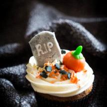 halloween cupcakes | simoneskitchen.nl
