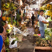 Takengon markt | simoneskitchen.nl