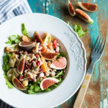 Farro salade | simoneskitchen.nl