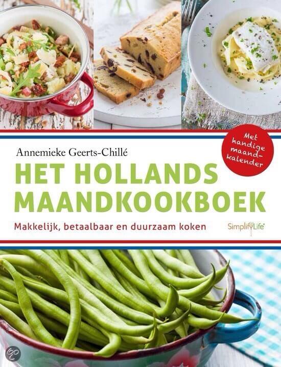 Hollands maandkookboek | simoneskitchen.nl