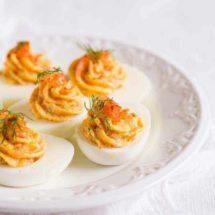 Gevulde eieren | simoneskitchen.nl