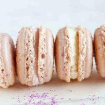 Lavendel macarons | simoneskitchen.nl