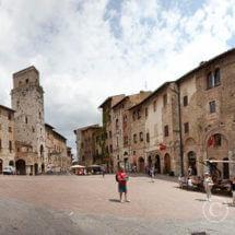 San Gimignano, Italie | simoneskitchen.nl