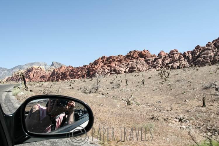 Red Rock Canyon | simoneskitchen.nl