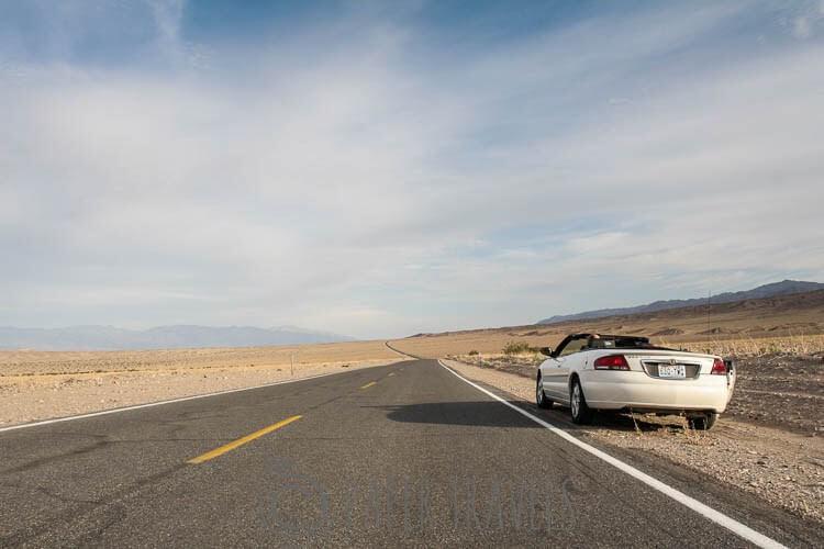 Door Death Valley | simoneskitchen.nl