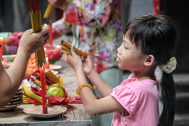 Tempel in Chinatown Ho Chi Minh City   simoneskitchen.nl