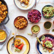 Tex Mex keuken | simoneskitchen.nl