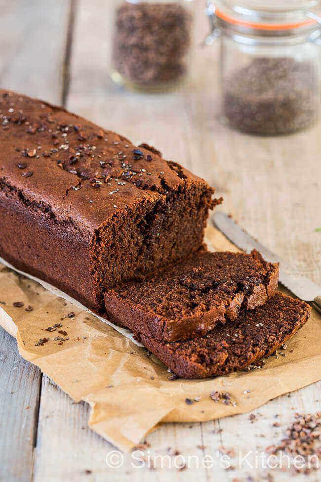 suikervrije chocoladecake | simoneskitchen.nl