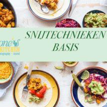 Video snijtechnieken Simone's Kitchen | simoneskitchen.nl