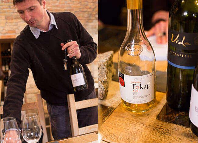 Winetasting bij de Tasting Table