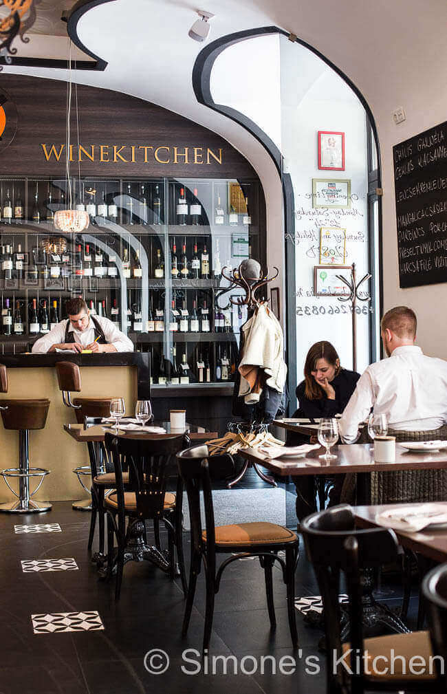 Wine Kitchen Boedapest   simoneskitchen.nl