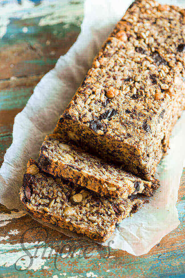 Lifechanging loaf of bread | simoneskitchen.nl