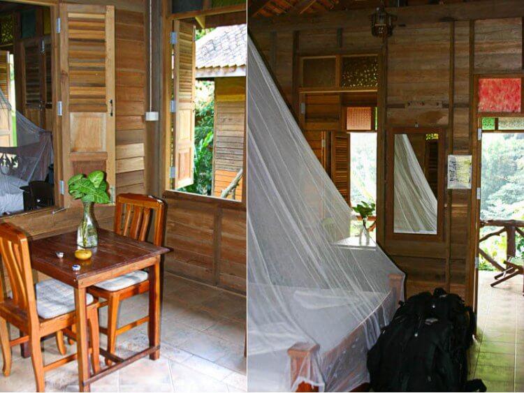 Art's riverview lodge Khao sok   simoneskitchen.nl