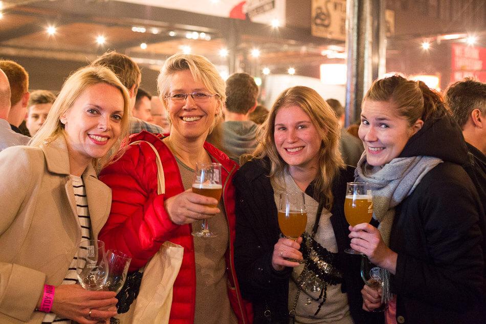Biertje bij Craft Beer Calling