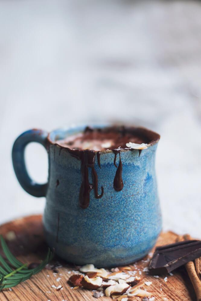Chocolademelk met amandelmelk   simoneskitchen.nl