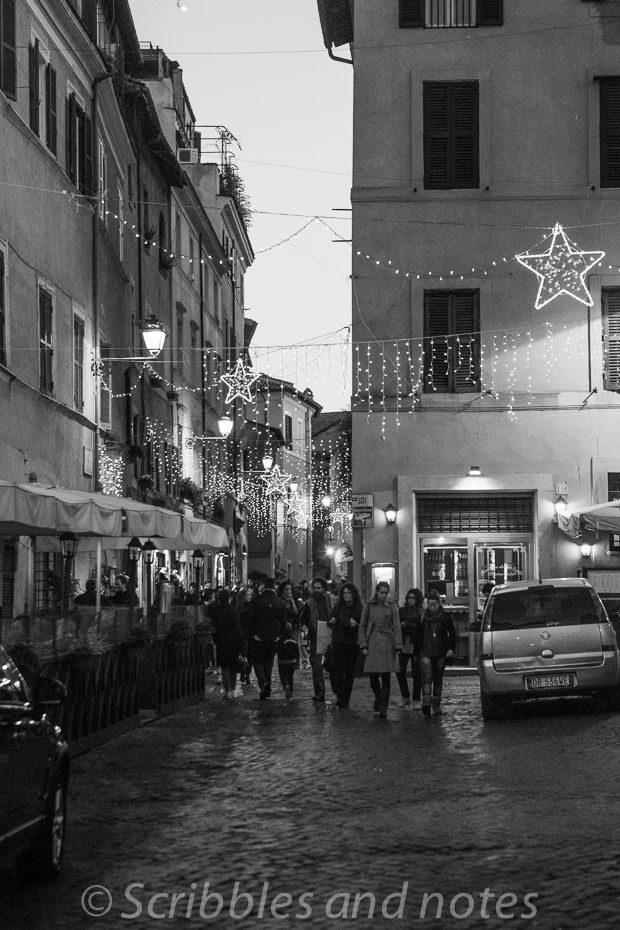 Trastevere Rome  simoneskitchen.nl