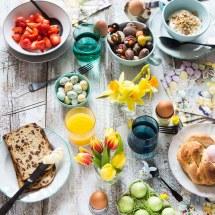Bitossi servies op de paastafel | simoneskitchen.nl