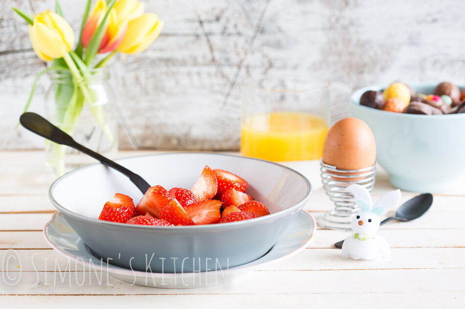 Paas ontbijt met Bitossi | simoneskitchen.nl