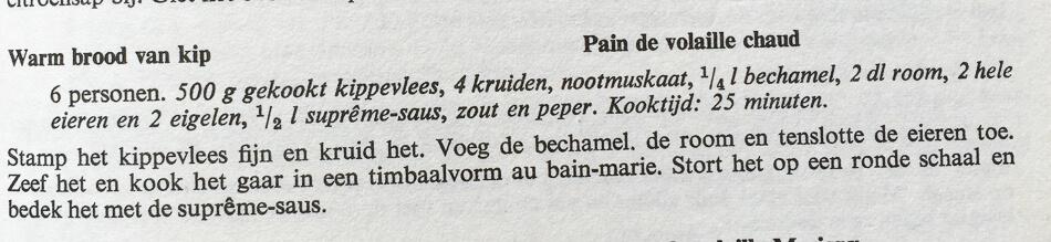 Warm brood van kip | simoneskitchen.nl