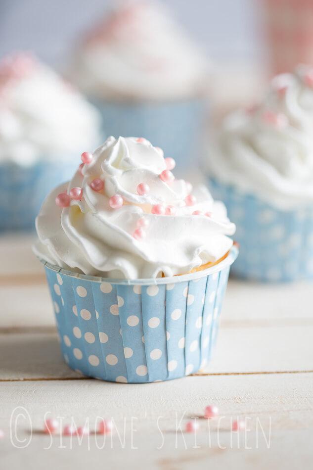 Limoen rozen cupcakes voor moederdag | simoneskitchen.nl