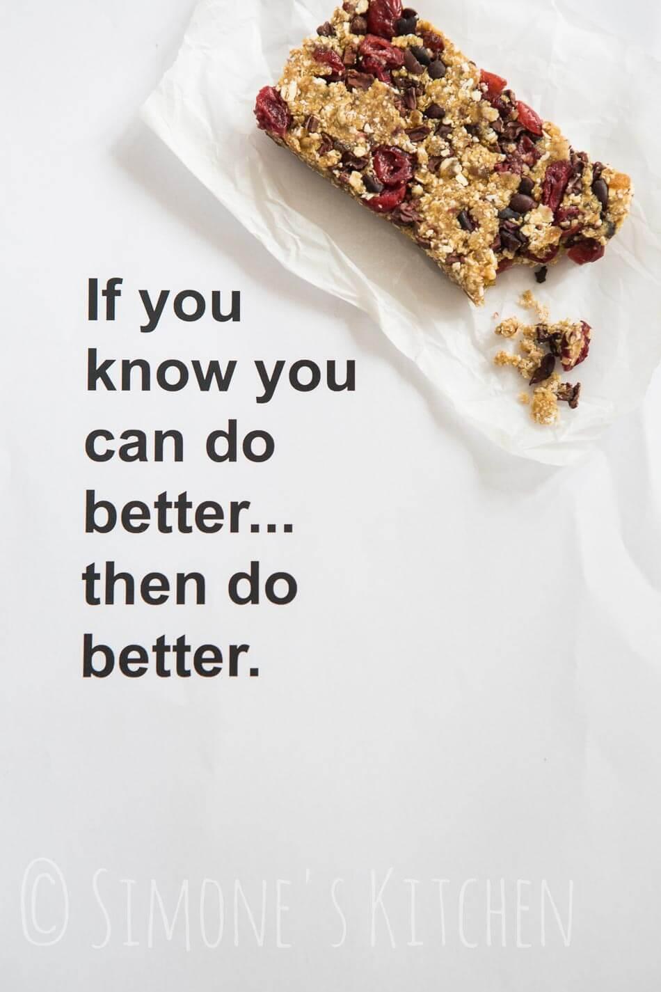 Foto uit het boek 'Food2Run'