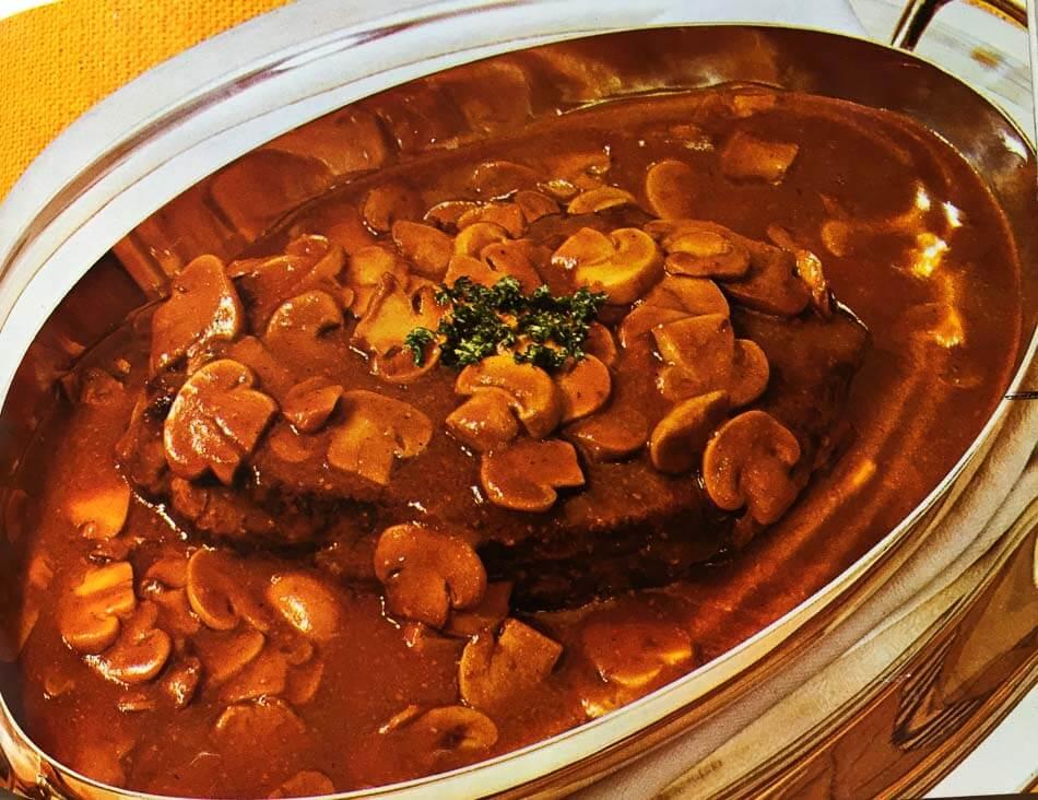 Biefstuk met champignonsaus | simoneskitchen.nl