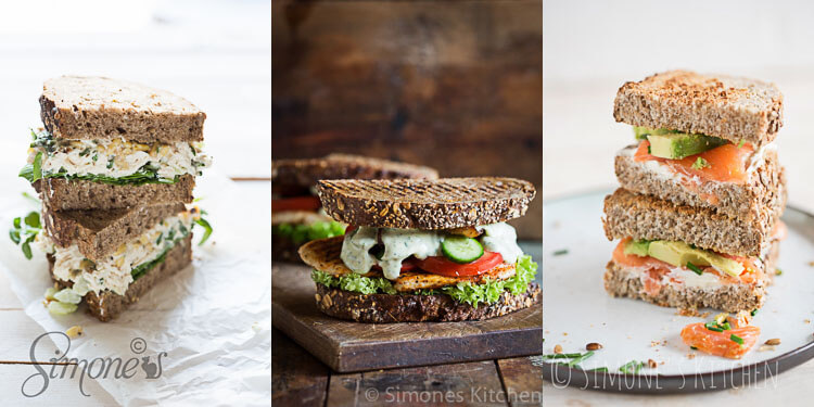 De tien lekkerste sandwiches   simoneskitchen.nl