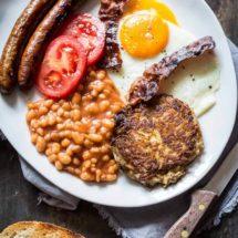 Engels ontbijt | simoneskitchen.nl