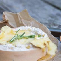Camembert uit de oven | simoneskitchen.nl