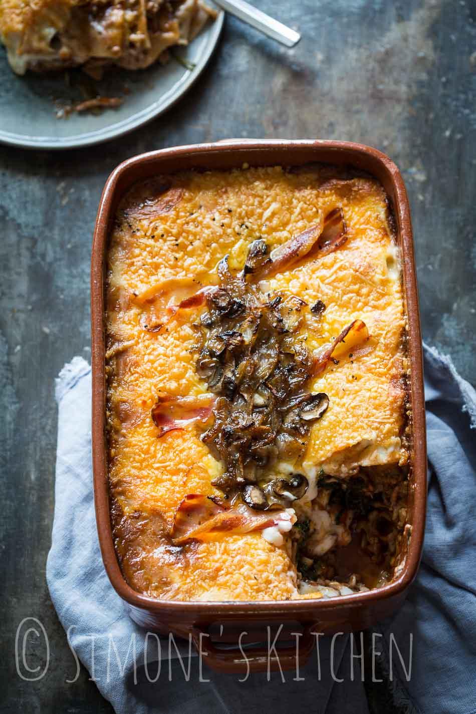 Lekkerste lasagna | simoneskitchen.nl