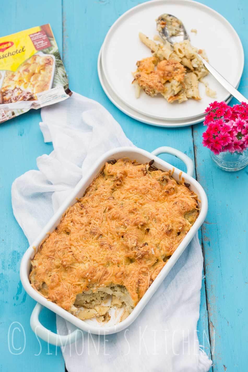 Bloemkool mac & cheese | insimoneskitchen.com
