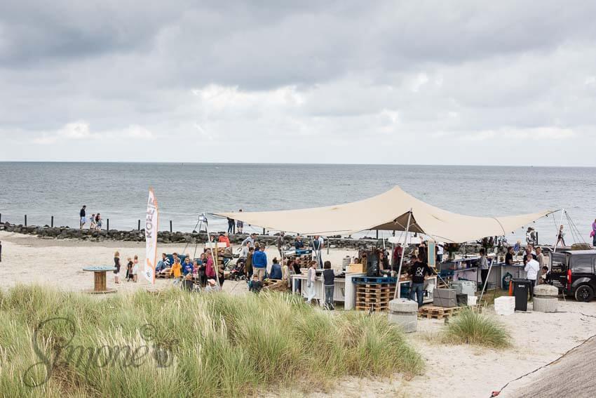 Beach food festival Texel | simoneskitchen.nl