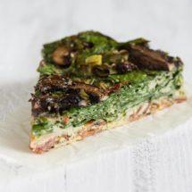 Ontbijt quiche | simoneskitchen.nl