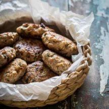 Kip gehaktburgertjes | simoneskitchen.nl