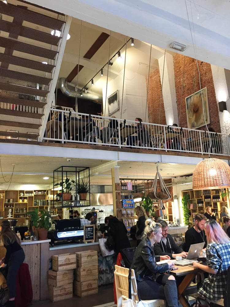 Coffee and the coconut | simoneskitchen.nl