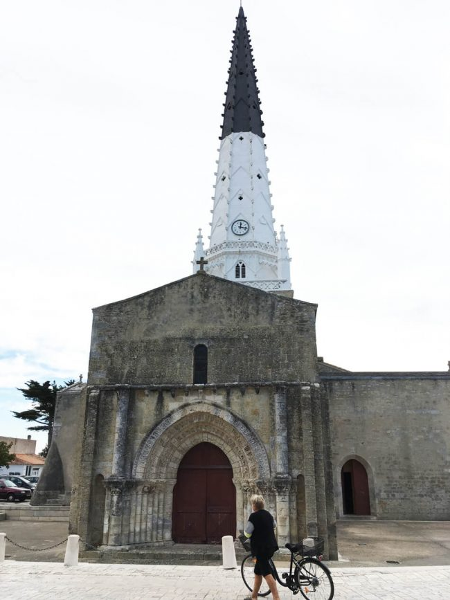 ile-de-re-ars-church