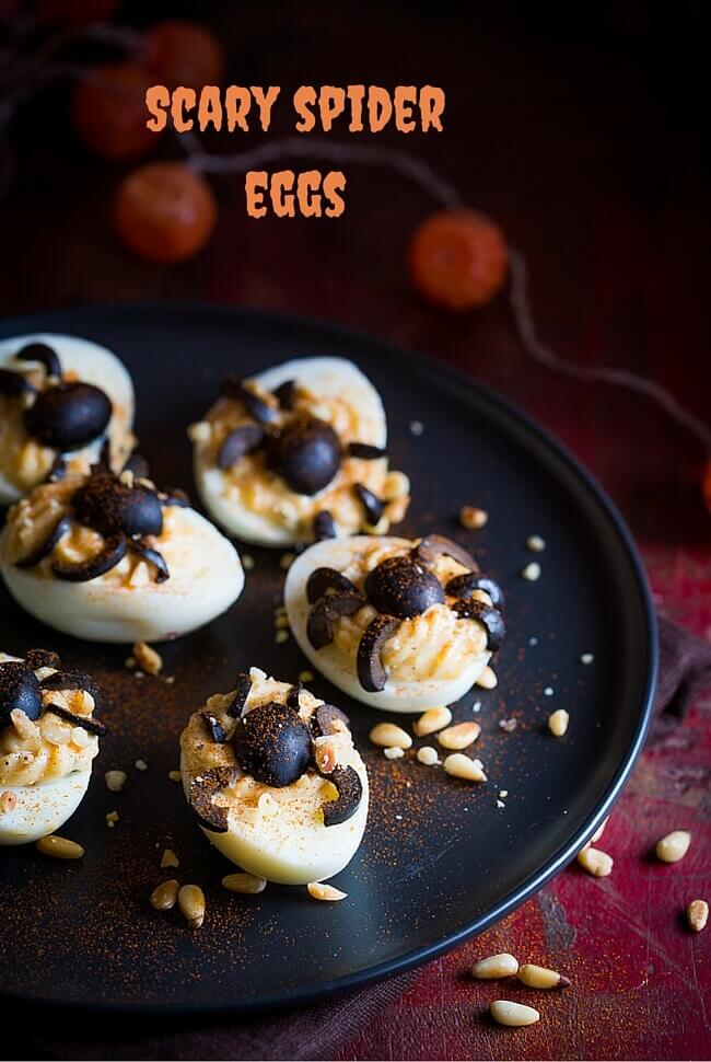 Scary dude eggs | simoneskitchen.nl