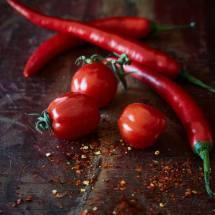 Tomaten chili jam | simoneskitchen.nl