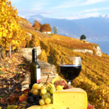 Wijn en kaas combinaties | simoneskitchen.nl