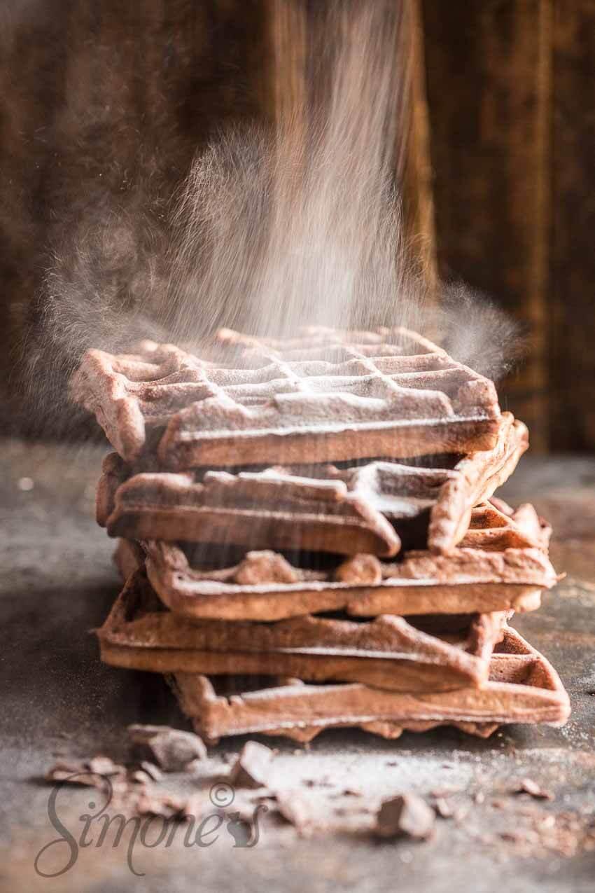 Chocoladewafels | simoneskitchen.nl