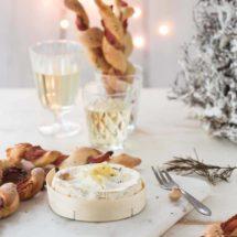gebakken camembert met broodstengels | simoneskitchen.nl