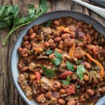 Chili sin carne | simoneskitchen.nl