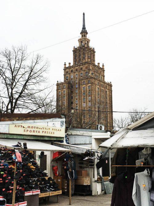 Riga - markt (2 van 2)