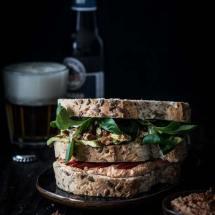 Vega club sandwich | simoneskitchen.nl