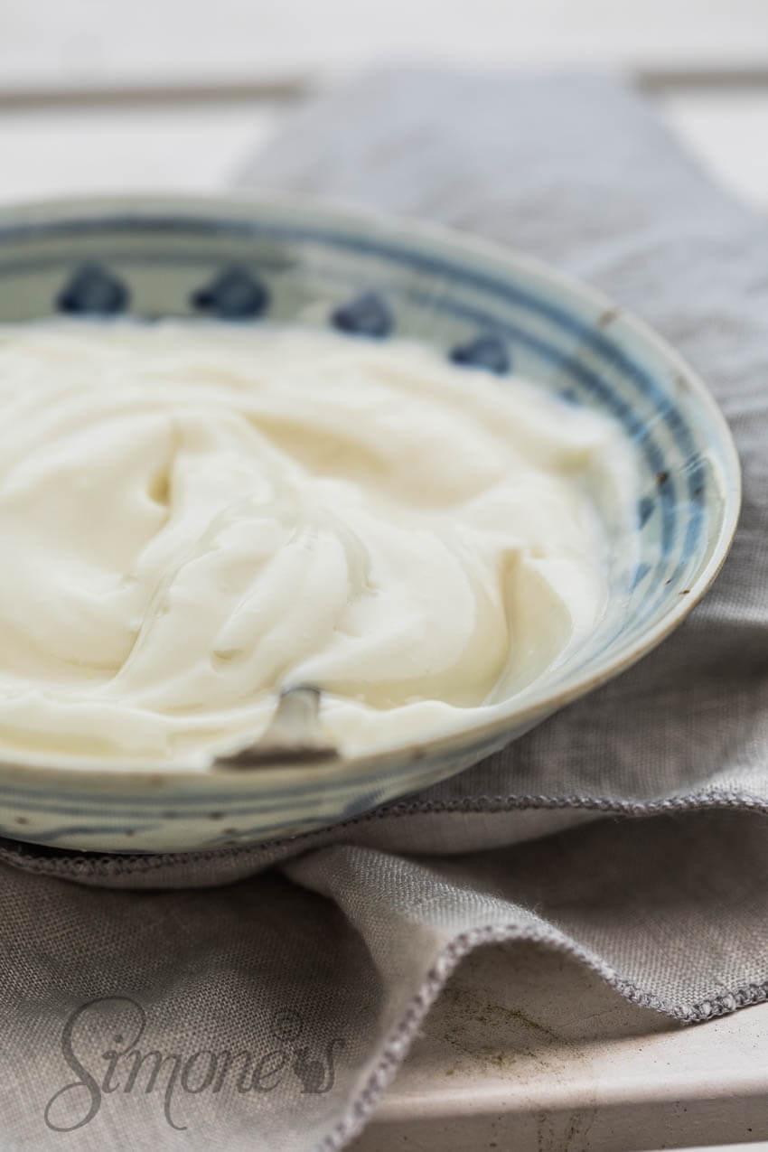 Zelf vegan mayonaise maken | simoneskitchen.nl