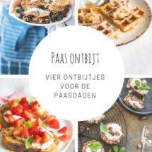 De lekkerste paasontbijtjes | simoneskitchen.nl